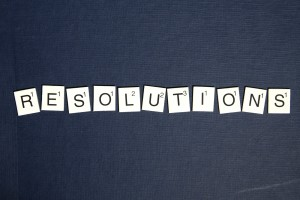 making the most of your resolution
